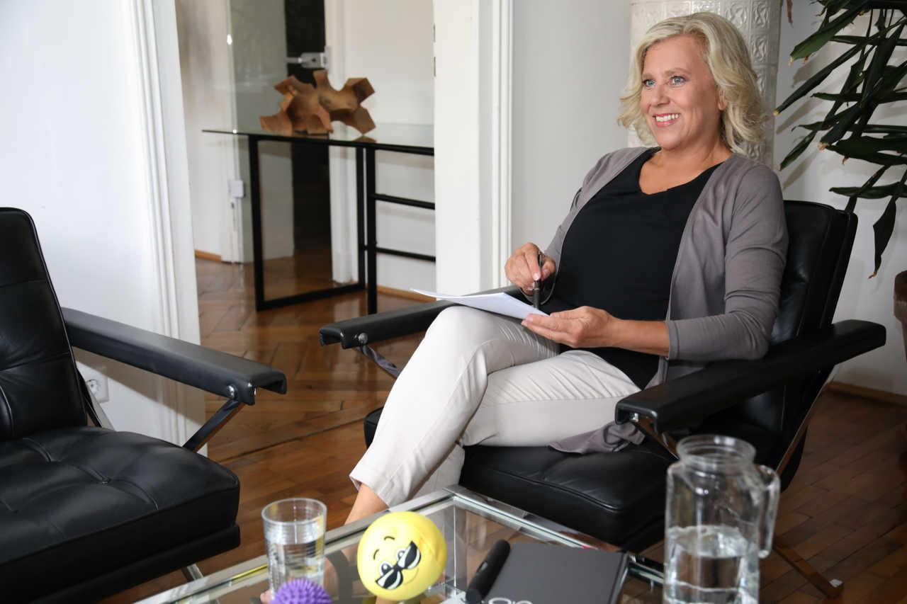 Coaching mit Mag. Brigitte Zadrobilek