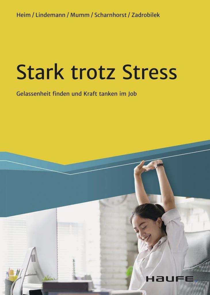 Stressmanagement und Entspannung - Strategien und Tipps von Stresscoach Brigitte Zadrobilek